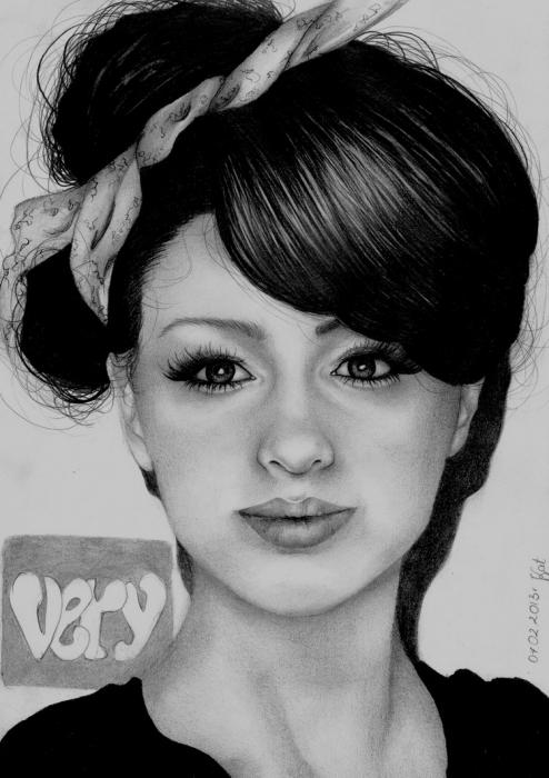 Cher Lloyd by AffichE